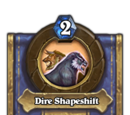 Dire Shapeshift