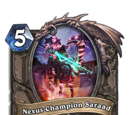 Nexus-Champion Saraad