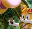 """Miles """"Tails"""" Prower (Mirror Dimension)"""