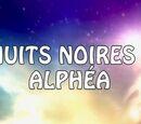 Nuits noires à Alféa