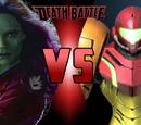 Gamora VS Samus Aran