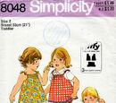 Simplicity 8048 A