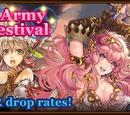 Volunteer Army Support Festival