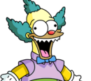 Killer Krusty Doll