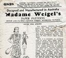 Madame Weigel's 6838