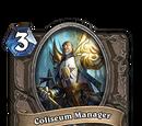 Coliseum Manager