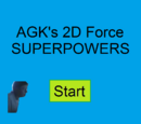 AGK's 2D Force Superpowers