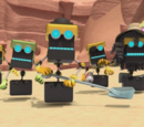 Cubot prototypes