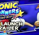 Sonic Runners videos