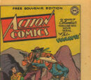 Action Comics Free Souvenir Edition