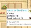 Cap of the Blue Forest