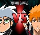 'Hunter vs Hunter' themed Death Battles