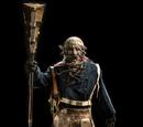 Eddie's Subterranean Creature