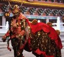 Monkey/Ox Dragon