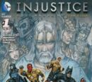 Injustice: Gods Among Us: Year Four/Covers
