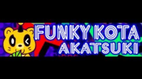 FUNKY KOTA 「AKATSUKI (DJ Ronny Remix)」