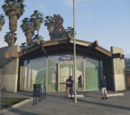 Vespucci Beach Police Station