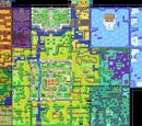 Lugares de The Legend of Zelda: The Minish Cap