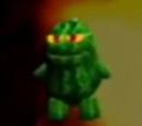 Metal Godzilla