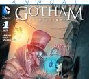 Gotham by Midnight Annual Vol 1 1