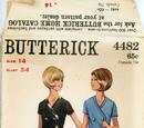 Butterick 4482 A