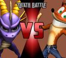 Crash Bandicoot vs. Spyro the Dragon