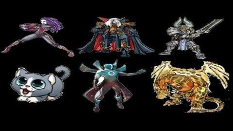 Mutants by gene combo