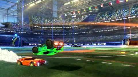 Knakveey/Rocket League DLC announced