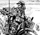 Honda XLR250R Reconnaissance Motorcycle