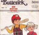 Butterick 5606 A