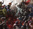 Ultimate Marvel Mayhem VIII