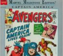 Marvel Milestone Edition: Avengers Vol 1 4