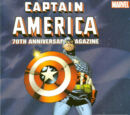 Captain America: 70th Anniversary Magazine Vol 1 1