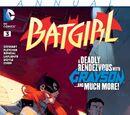 Batgirl Anual Vol.4 3