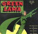 IDW COMICS: Green Lama OTR