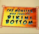 El Monstruo que Llegó a Fondo de Bikini