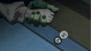 148 - Meruem and Komugi holding hands.png