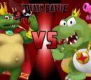 King Wart vs King K. Rool