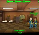 Fallout Shelter 部屋