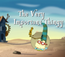 The Very Important Thingy/Gallery