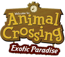 Animal Crossing: Exotic Paradise
