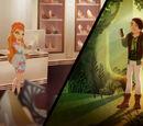 Ashlynn Ella/rajzfilm