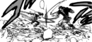 Zeldris and Fraudrin attempting to attack Meliodas.png