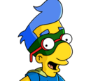 Characters Portrayed by Milhouse