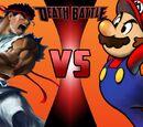 Mario vs Ryu Hoshi