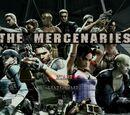 The Mercenaries (RE5)