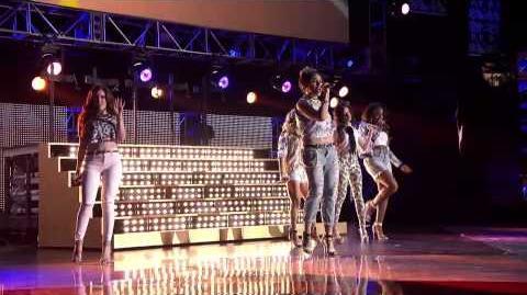 "Fifth Harmony ""Miss Movin' On""at the 2014 RDMA Radio Disney Music Awards Radio Disney-1438979794"