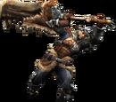MH3: Armas