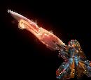 Hacha Espada