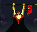 Lord Hater's flag